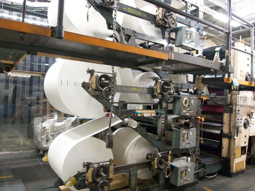 The Printing Presses