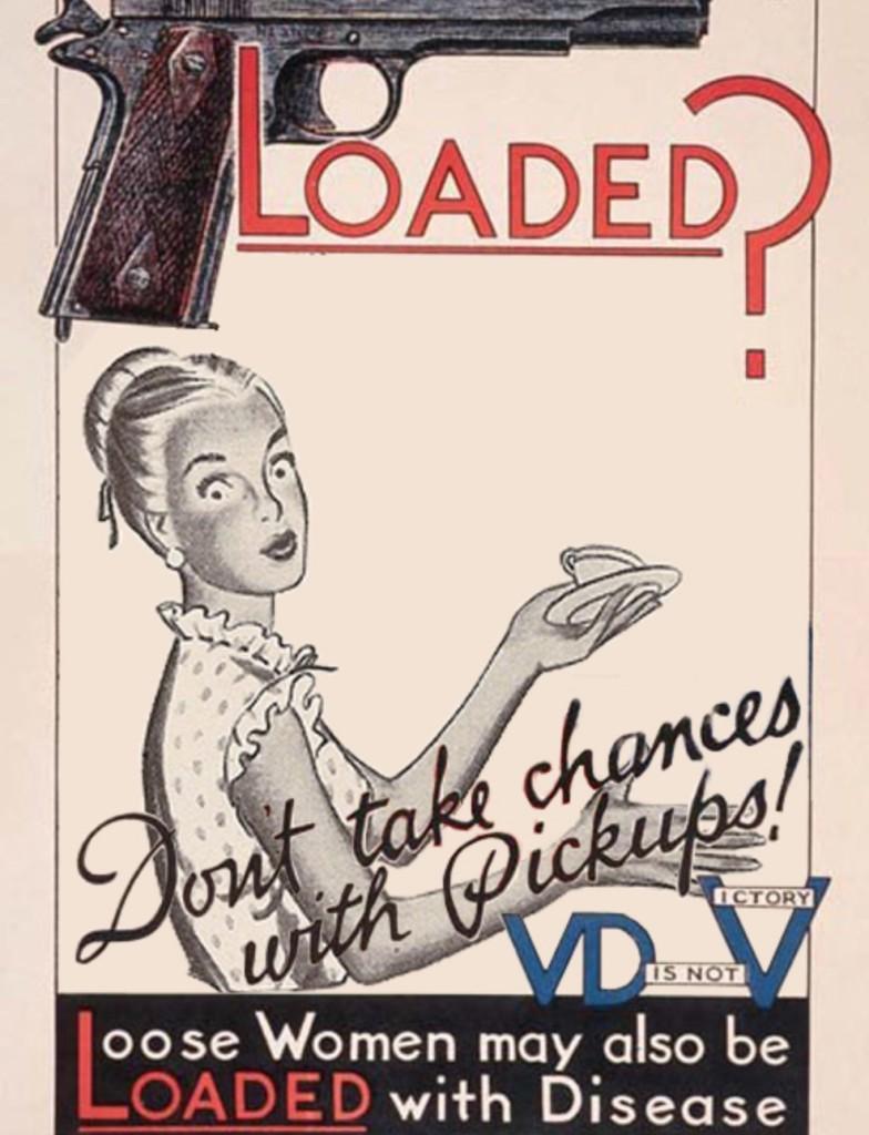 loadedwomen1940s